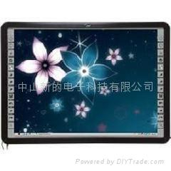供應電子白板 可手指觸控電子白板