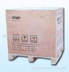 Fumigation-free pallet boxes