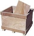 胶合板托盘包装箱(WBG-FR218-70L)