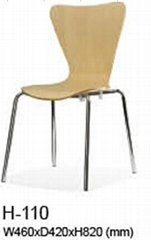 Bentwood chair-H-110