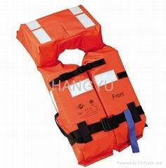 Marine life jacket  with EC certificate