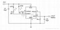400mA单节锂离子电池充电器芯片 1