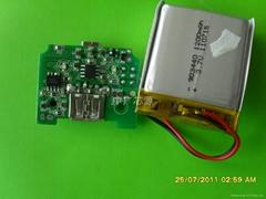 3 2A大电流升压芯片  GS3660