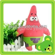 Patrick Star voice recordable plush toys talking toys