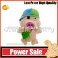 OEM cute plush toy pigy J0120827-1