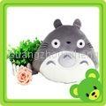 OEM cartoon plush cushion with speaker box