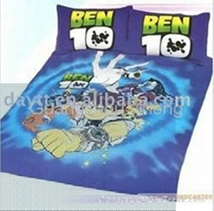 Ben 10 bedding set