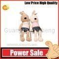 OEM pair plush stuffed soft rabbit toy