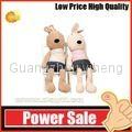 OEM pair plush stuffed soft rabbit toy