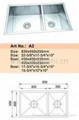 手工盆不锈钢水槽