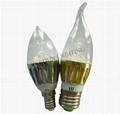 1W/3W Bulb Light