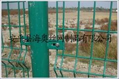 厂家现货供应 优质双边丝护栏网
