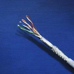 超五类双屏蔽数字通信电缆(SFTP)HSYVP