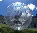 Inflatable Human Hamster Zorbing Ball