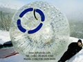 Inflatable Human Hamster Zorbing Ball for grass land. 3