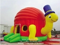 Inflatable Bouncer Game - Kid's Jumping Bouncy Castle 3