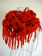 2013 hot-selling 100% acrylic scarf for girls