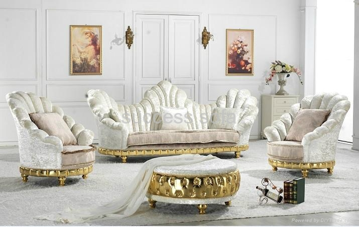 American Style Sofa Luxury Chesterfield 1
