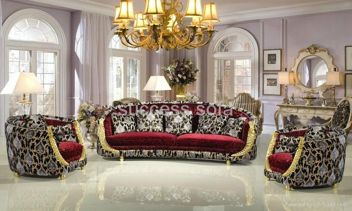 Sets furniture sofa designs Classic Sofa - S015 - masala (China ...