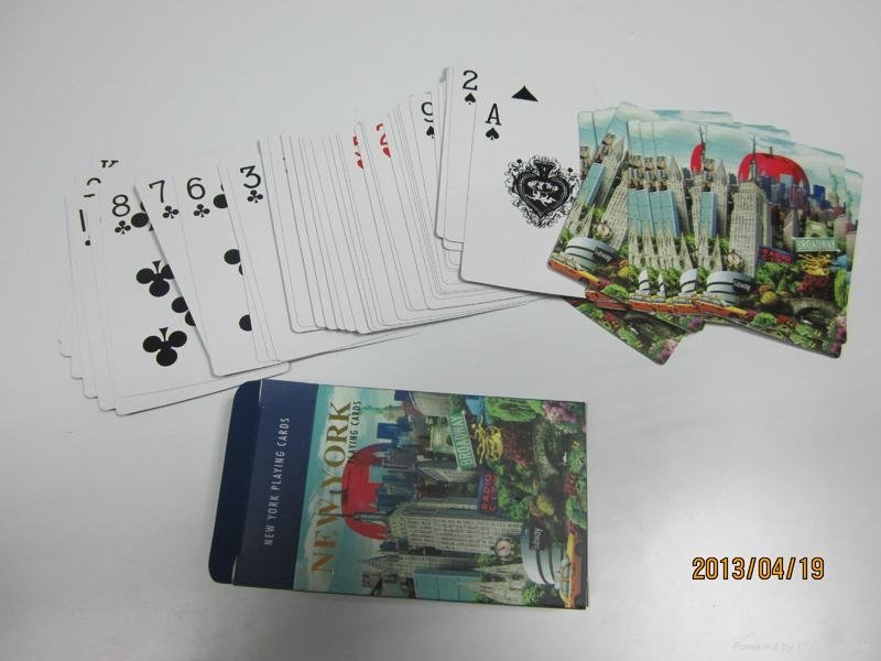 playing card 1