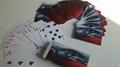 Advertising playing card  3