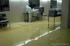 環氧樹脂自流平地板