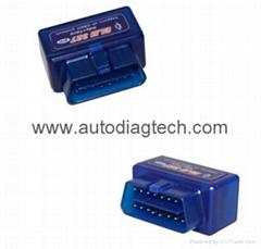 Mini Elm327 Obdii V1.5 Bluetooth Diagnostic Interface Auto Tool