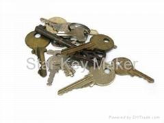 All Type of house keys