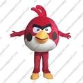 愤怒的小鸟卡通服装人偶