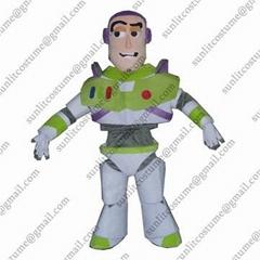 玩具总动员卡通服装人偶
