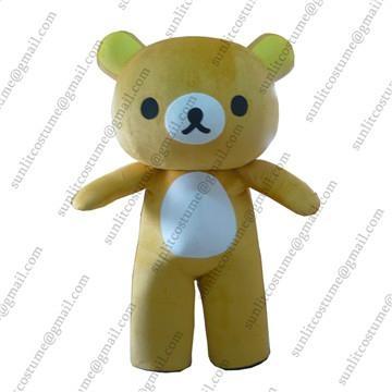 类别: 服装,服饰 / 舞台表演服装 标签: 松弛熊卡通服 , 可爱熊