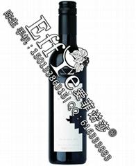 法国美乐干红葡萄酒