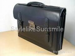 Leather School Handbag