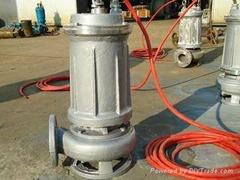 耐高温潜污泵