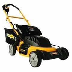 Recharge Mower 20 in. 36-Volt Lithium Cordless Electric Lawn Mower