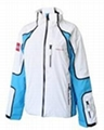 Women Ski Jacket Polar Fleece Jacket