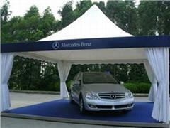 Supply Auto Show Tent