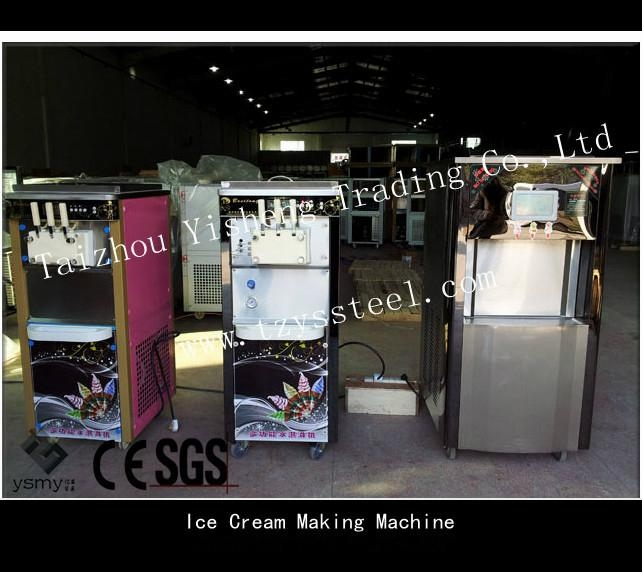Ice Cream Machine 1