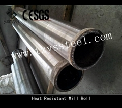 heat-resistant centrifugal casting