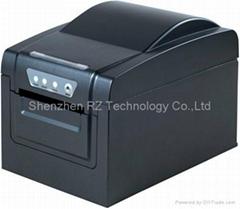 80mm thermal pos printer( Serial+USB+Lan) / 230mm/s pos terminal high speed