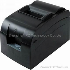 POS thermal dot impact receipt printer high cost effective