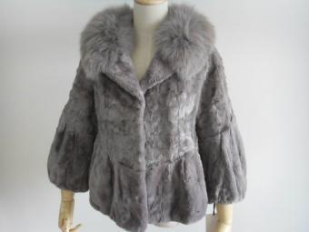 natural fur jacket   1