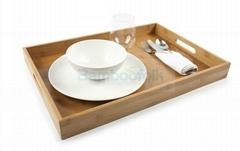 Bamboo tray;Bamboo tray sets
