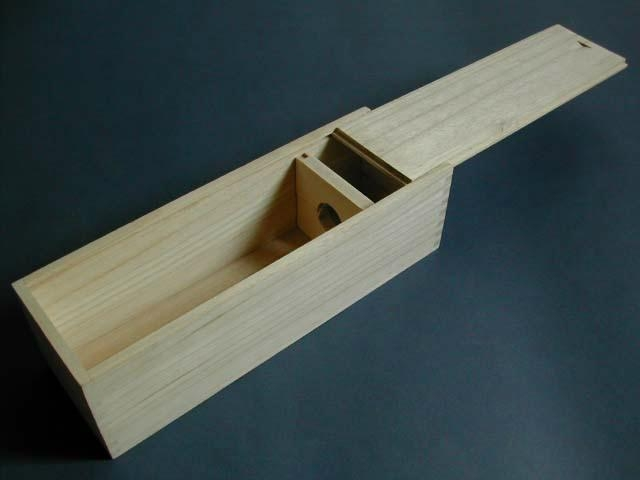 Wooden wine boxes; wooden boxes 3