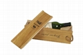 Wooden wine boxes; wooden boxes 4