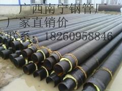 高密度聚乙烯3PE保温钢管