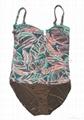 Lady's Plus Size Swimwear
