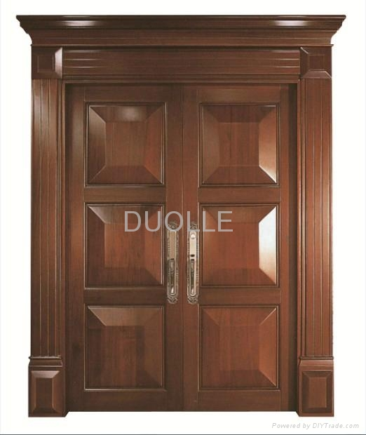 European Style Front Entry Doors Duolle China