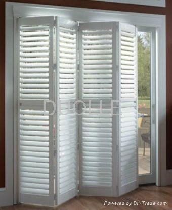 Folding Doors And Louver Duolle China
