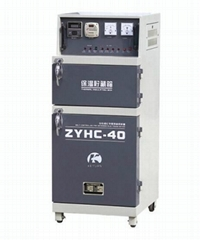 ZYHC-40 Electric welding flux oven  , 220V Far-Infrared for chemical